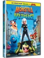 Monstra vs. Votrelci DVD /Bazár/