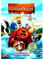 Lovecká sezóna DVD /Bazár/