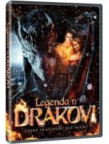 Legenda o drakovi DVD