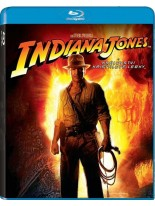Indiana Jones Království křišťálové lebky Bluray