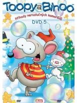 Toopy a Binoo 5 DVD