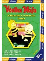 Včelka Mája Kamaráti z rozkvetlé louky DVD