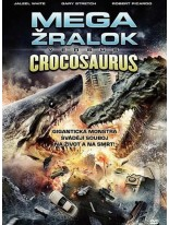 Mega žralok versus Crocosaurus DVD