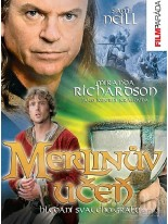Merlinův učeň DVD