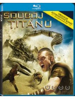 Souboj titánů Bluray