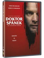 Doktor Spánek od Stephena Kinga DVD