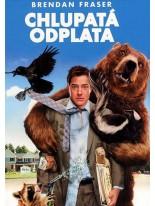 Chlupatá odplata DVD /Bazár/