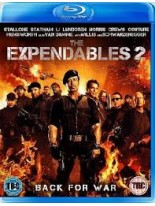 Expendables 2 Bluray