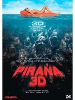 Piraňa 3D DVD
