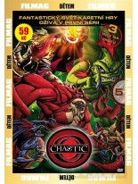 Chaotic 5 DVD