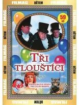 Tři tlouštíci DVD