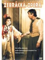 Žebrácka opera DVD