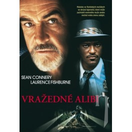 Vražedné alibi DVD
