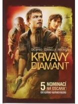 Krvavý diamant DVD /Bazár/