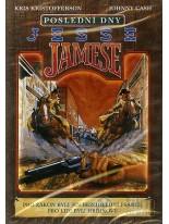 Poslední dny Jesse Jamese DVD