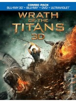 Hnev titánů / Wrath of the Titans 3D + 2D Bluray