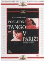Poslední tango v Paříži DVD