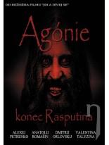 Agónie - konec Rasputina DVD