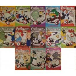 Calimero a jeho přátelé Kolekce 13DVD