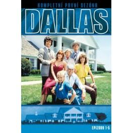 Dallas Epizódy 1.série DVD