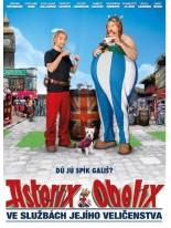 Asterix a Obelix ve službách jejího veličenstva DVD