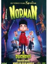 Norman a duchové DVD /Bazár/