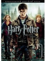 Harry Potter a dary smrti 2 DVD /Bazár/