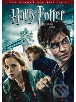 Harry Potter a dary smrti 1 DVD /Bazár/