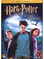 Harry Potter a väzeň z Azkabanu DVD /Bazár/
