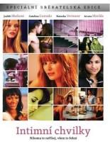 Intimní chvilky DVD