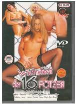 Wichsfest der 16 Fotzen DVD /Bazár/