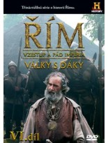Řím Vzestup a pád Impéria VI. diel DVD