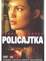 Policajtka DVD