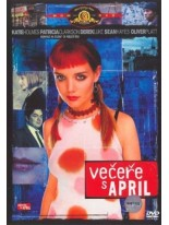 Večeře s April DVD