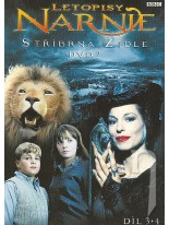 Letopisy Narnie: Stříbrná židle 2 DVD