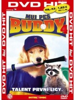 Můj pes Buddy 4 DVD