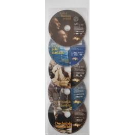 DVD Kolekcia 3 České filmy - Vlasta Burian / bez originál obalu