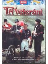 Tri veteráni DVD