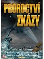 Proroctví zkázy DVD