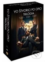 Vo štvorici po opici Triologia 3 DVD