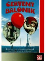 Červený balónek DVD