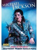 Michael Jackson Skutečný příběh krále popu DVD