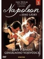 Napoleon a jeho lásky 3 DVD