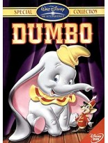 Dumbo DVD /Bazár/