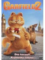 Garfield 2 DVD /Bazár/