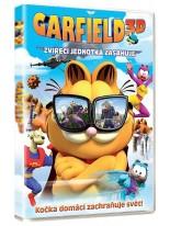 Garfield 3D DVD /Bazár/