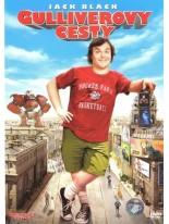 Gulliverovy cesty DVD /Bazár/