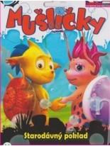 Mušličky 9 DVD