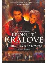 Prokletí králové: Uškrcená královna DVD
