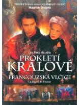 Prokletí králové: Francouzská vlčice DVD